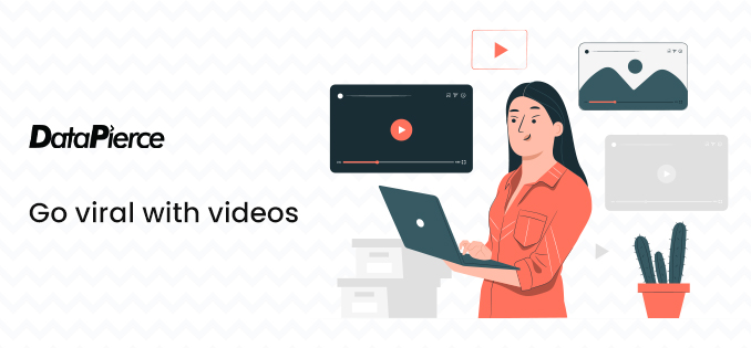Go viral with videos