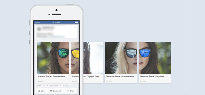 Facebook Ad Carousels